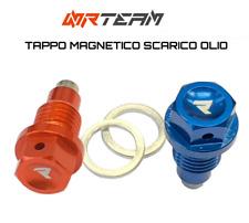 121856140 TAPPO SCARICO OLIO MOTORE PER Honda125cc Nes