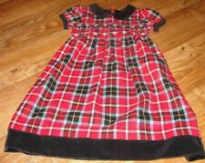 HANNA ANDERSSON LITTLE GIRLS SIZE 4 TO 6 YEARS BEAUTIFUL HOLIDAY DRESS