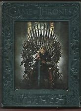 Game of Thrones First Season Complete, 5 DVD set with Episode Guide