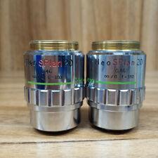 1pcs For OLYMPUS Neo SPlan 20X/0.46 microscope objective