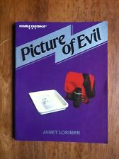 Janet Lorimer PICTURE OF EVIL Fearon Double Fastback Spy L@@K WOW!!!