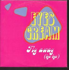 CD SINGLE 2 TITRES--EYES CREAM--FLY AWAY--1999
