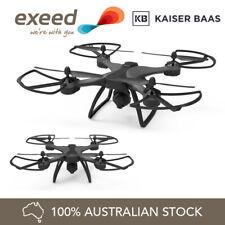 Kaiser Baas Trail Drone GPS 1080P 4MP Black HD Camera WiFi Quadcopter Foldable