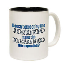Funny Coffee Mug Novelty Birthday Gift Unexpected Expected