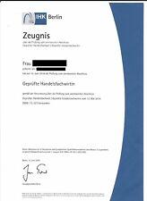 """Handelsfachwirt IHK mündliche Präsentation/ Prüfung Note""""sehr gut""""-Komplettpaket"""