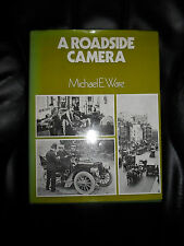 A Roadside Camera 1895-1915 ~ Vintage Motoring + Well Illustrated HB+DJ 1974
