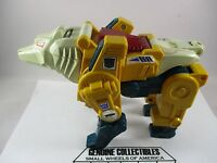 """Vintage Transformers G1 Decepticons Headmasters WEIRDWOLF #1 Nice! 1987"
