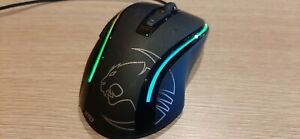 Roccat Kone XTD Gaming Mouse 8200DPI With illumination,With 2x5g weight