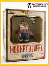 BANDAI FIGUARTS ZERO ONE PIECE MONKEY D.LUFFY RUBBER IMPORT. NEW DISPONIBILE!