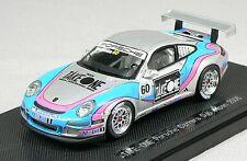 Porsche 997 GT3 #60, Take-One Carrera Cup Japan 2006, Ebbro 43881  Diecast  1/43