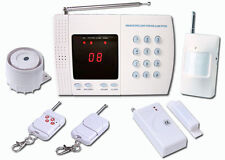 Antifurto wireless,avvisa su telefono cellulare.Allarme sonoro casa. Telefonico