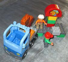 Lego Duplo Eisenbahn LKW Verladung  aus 5609 Verladestation Global