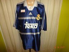 "Real Madrid Original Adidas Auswärts Trikot 1998/99 ""Teka"" Gr.XL"