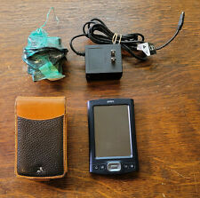 Working Palm T/X HandheldPda Two Chargers and Leather Belt Case