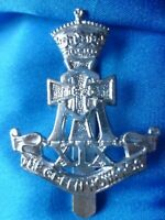 Staybrite Green Howards Princess of Wales's Own Yorkshire Badge FIRMIN Anodised