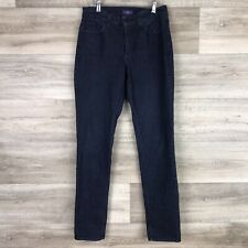 NYDJ Marilyn Straight Jeans 183$ Not Your Daughters Jeans Size P6 #238