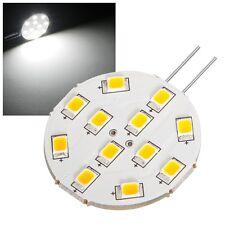 Goobay Lampe 12 LED SMD G4 5050 2w 190 Lumen Blanc Froidà