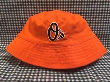Baltimore Orioles Reversible Bucket Hat One Size Miller Lite Stadium Giveaway
