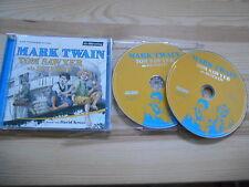 CD Hör David Kross liest - Mark Twain : Tom Sawyer (139min 2CD) DER HÖRVERLAG