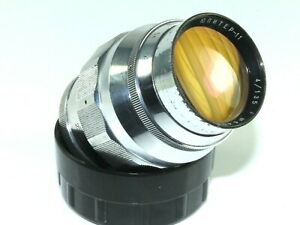 Jupiter 11 135mm f4 M39 Mount Soviet Made SLR Camera Lens 6406828