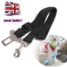 Adjustable Pet Dog Harnesses Seat Belt Lead Restraint Dog Strap Car Safety Clip