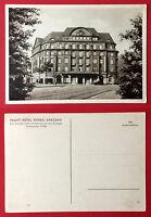 AK DRESDEN um 1930 Palast Hotel Weber   ( 10624