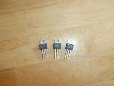 Lot3 Lm340t5 7805 National Semi 5volt Pos 1 Amp Voltage Regulatorua7805ucnos