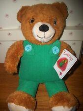 Kohl's Cares Corduroy Bear in Green Overalls Plush Stuffed Animal 2016