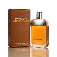 Davidoff Adventure by Davidoff Eau De Toilette Spray 100ml 3.4 oz for Men NIB