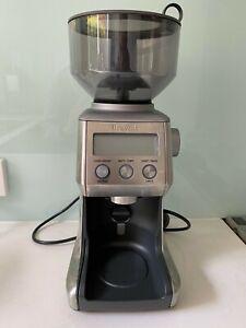 Breville Coffee Grinder BCG820 - Silver