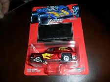 JOHNNY LIGHTNING RED 1954 CHEVY PANEL PROMO EDITION STEADLY'S TOY FAIR 1/5,000