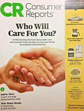 CONSUMER REPORTS Magazine OCTOBER 2017 Assisted Living COFFEE BEAN & BREWING TIP