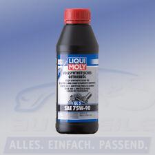 Liqui Moly Vollsynthetisches Getriebeöl (GL5) SAE 75W-90 1413 1 x 500 ml