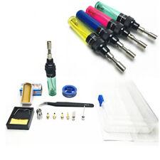 Multifunction Cordless Welding Pen Gas Soldering Iron Wireless Butane Blow Torch