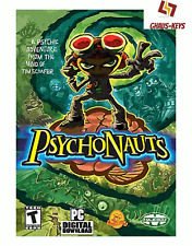 Psychonauts STEAM PC Key Download Code Neu Blitzversand [DE] [EU]