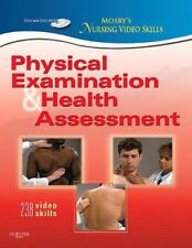 Mosby's Nursing Video Skills: Physical Examination and Health Assessment 2E