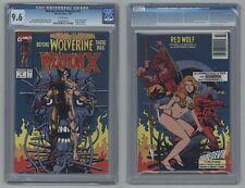 Marvel Comics Presents #72 Wolverine 1st Weapon X Program Rare Newsstand CGC 9.6