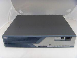 CISCO3825 GIGABIT SERVICES ROUTER 3825 1GB/256F 15.1 IOS, 2851 3845 2811 2801
