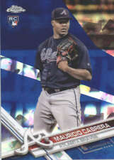 MAURICIO CABRERA 2017 TOPPS CHROME SAPPHIRE EDITION #455 ONLY 250 MADE