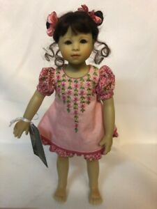 Heidi Plusczok Puppen Design Carmen Doll Limited Edition 2019