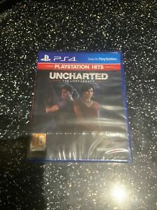 PLAYSTATION 4 PS4 GAME Uncharted The Lost Legacy NEW & SEALED