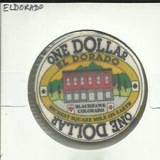 $1 ELDORADO CHIP- COLORADO**OBS