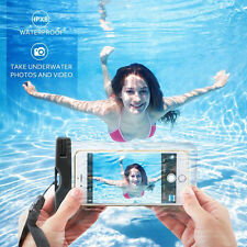 NEW Underwater Waterproof Case Dry Bags Pouch For Mobile Phone iPhone Model