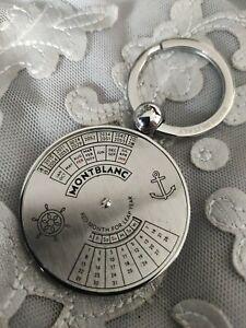 MontBlanc Perpetual Key Ring