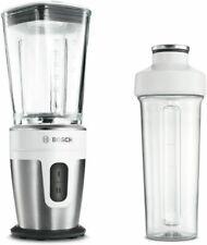 Bosch MMBM7G2M VitaStyle Mixx2Go Batidora de Vaso 350W, 0,6 litros Color Blanco