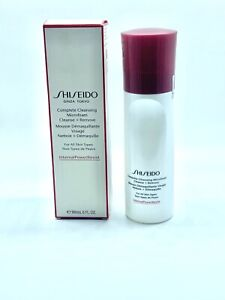 BRAND NEW - Shiseido-  Complete Cleansing Microfoam All Skin Types 6oz