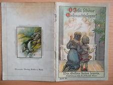 Schmidt-Eller.Wie Gesine beten lernte.Brunnen Verlag Gießen.Jesu Weihnachtssonne