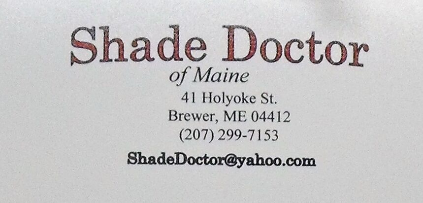 Shade Doctor of Maine