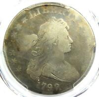 1799 Draped Bust Silver Dollar $1 Coin BB-164 - Certified PCGS Good Details