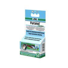 JBL Furanol Plus 250 20 Tablettes Contre les Infections Bactériennes